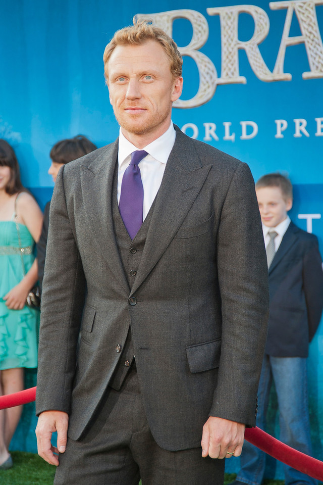 HOLLYWOOD, CA - JUNE 18: Actor Kevin McKidd arrives at Disney Pixar's 'Brave' World Premiere at Dolby Theatre on June 18, 2012 in Hollywood, California. (Photo by Tom Sorensen/Moovieboy Pictures)