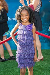 HOLLYWOOD, CA - JUNE 18: Actress Skai Jackson arrives at Disney Pixar's 'Brave' World Premiere at Dolby Theatre on June 18, 2012 in Hollywood, California. (Photo by Tom Sorensen/Moovieboy Pictures)