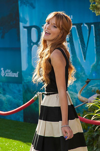 HOLLYWOOD, CA - JUNE 18: Actress Bella Thorne arrives at Disney Pixar's 'Brave' World Premiere at Dolby Theatre on June 18, 2012 in Hollywood, California. (Photo by Tom Sorensen/Moovieboy Pictures)