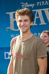 HOLLYWOOD, CA - JUNE 18: Actor Keegan Allen arrives at Disney Pixar's 'Brave' World Premiere at Dolby Theatre on June 18, 2012 in Hollywood, California. (Photo by Tom Sorensen/Moovieboy Pictures)