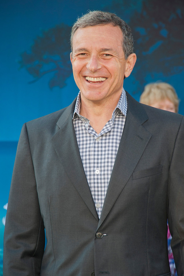 HOLLYWOOD, CA - JUNE 18: The Walt Disney Company Chairman & CEO Robert Iger arrives at Disney Pixar's 'Brave' World Premiere at Dolby Theatre on June 18, 2012 in Hollywood, California. (Photo by Tom Sorensen/Moovieboy Pictures)