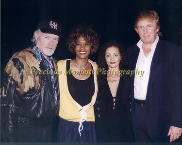 Mike Love Whitney Houston