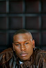 Rapper and actor, Tyrese Gibson hangs out at Citizen Smith a Bistro in Los Angeles.