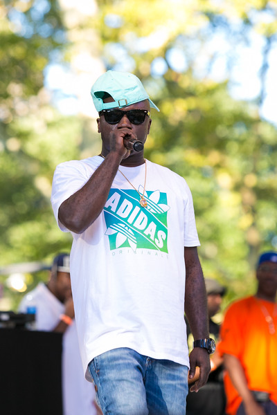 Rock Steady Crew's 40th Anniversary at SummerStage (7.30.17)