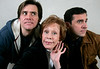 """Comedy giants, Jim Carrey, Steve Carrell and Carol Burnett all supplied their voices for the movie, """"Horton hears a Who.""""  It is a movie-adaptation of the cartoon classic.  They are in attendance at the press junket held at the Four Seasons in Beverly Hills."""