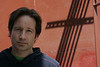 David Duchovny talks about the long awaited X Files movie. Even after all this time off the air, the X Files fans are rabid for the film, in which he plays Fox Mulder, an FBI agent who tracks mysterious and often extraterrestrial happenings.