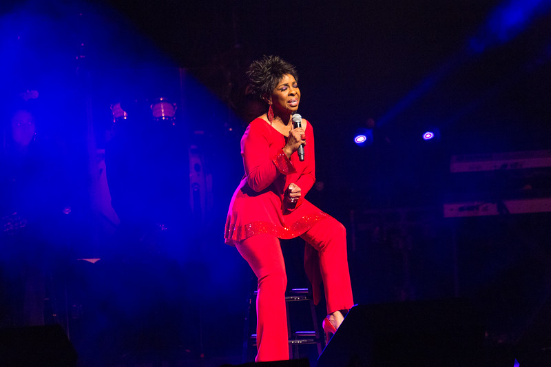 An Evening with Gladys Knight @ Kupferberg Center