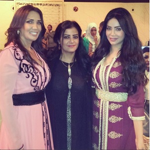 Amira ALfadl and Lojain Omran
