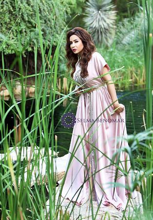 Lojain Omran brand ambassador for Selma Benomar Ramadan 2015