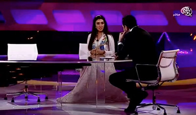 Maysaa Maghrebi on Rating Ramadan TV show 2015