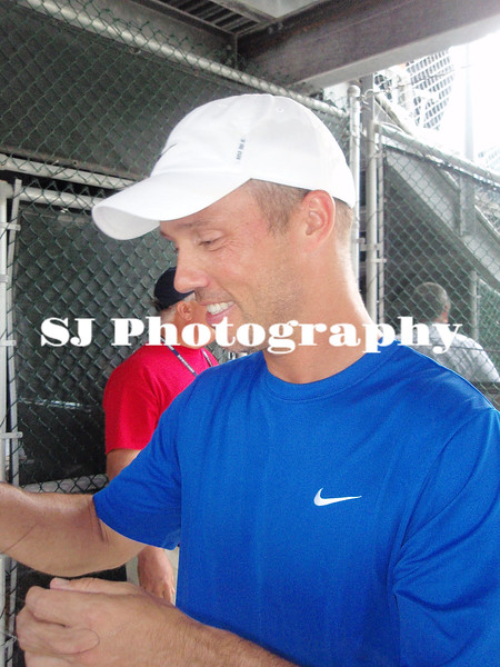 Jeffrey Donovan<br /> Chris Evert /Raymond James Pro-Celebrity Tennis Classic<br /> Delray Beach, Florida USA - 08.11.09