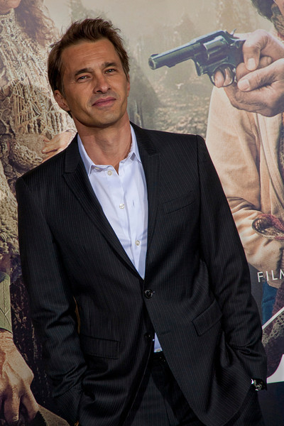 HOLLYWOOD, CA - OCTOBER 24: Olivier Martinez arrives at the 'Cloud Atlas' - Los Angeles Premiere at Grauman's Chinese Theatre on Wednesday October 24, 2012 in Hollywood, California. (Photo by Tom Sorensen/Moovieboy Pictures)