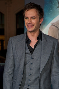 HOLLYWOOD, CA - OCTOBER 24: Actor James D'Arcy arrives at the 'Cloud Atlas' - Los Angeles Premiere at Grauman's Chinese Theatre on Wednesday October 24, 2012 in Hollywood, California. (Photo by Tom Sorensen/Moovieboy Pictures)