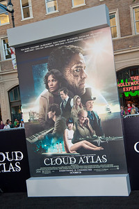HOLLYWOOD, CA - OCTOBER 24: Atmosphere at the 'Cloud Atlas' - Los Angeles Premiere at Grauman's Chinese Theatre on Wednesday October 24, 2012 in Hollywood, California. (Photo by Tom Sorensen/Moovieboy Pictures)