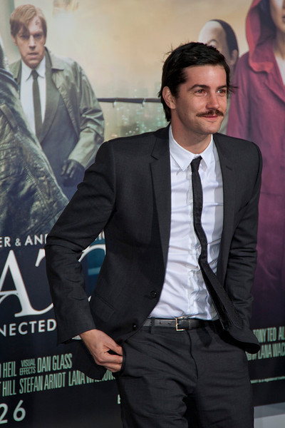 HOLLYWOOD, CA - OCTOBER 24: Actor Jim Sturgess arrives at the 'Cloud Atlas' - Los Angeles Premiere at Grauman's Chinese Theatre on Wednesday October 24, 2012 in Hollywood, California. (Photo by Tom Sorensen/Moovieboy Pictures)