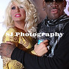 Elaine Lancaster and Dennis Rodman<br /> South Beach Drag Diva James Davis<br /> Retired NBA Player<br /> Rock Fashion Week at the Fountainebeau, Miami Beach<br /> After Hours Red Carpet Event - Outside of Liv night club<br /> Miami Beach, Florida USA - 27.03.09