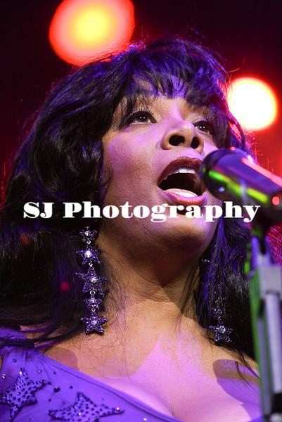 Donna Summer<br /> Donna Summer Concert at Seminole Hollywood Hard Rock Live Theatre<br /> Hollywood, Florida USA - 17.05.09