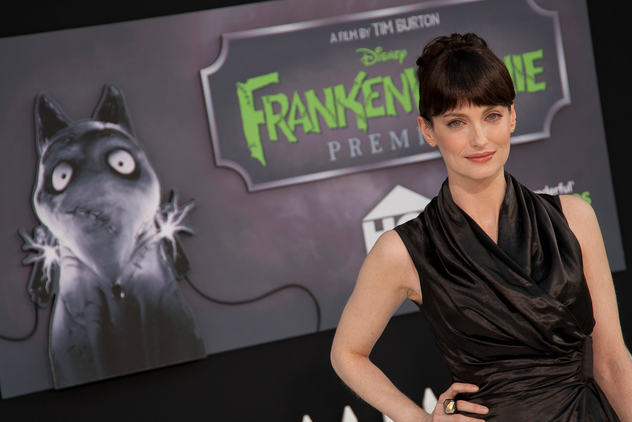 HOLLYWOOD, CA: Actress Alex Lombard arrives at the Premiere Of Disney's 'Frankenweenie' at the El Capitan Theatre on Monday, September 24, 2012 in Hollywood, California. (Photo by Tom Sorensen/Moovieboy Pictures)