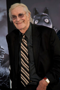 HOLLYWOOD, CA: Actor Martin Landau arrives at the Premiere Of Disney's 'Frankenweenie' at the El Capitan Theatre on Monday, September 24, 2012 in Hollywood, California. (Photo by Tom Sorensen/Moovieboy Pictures)