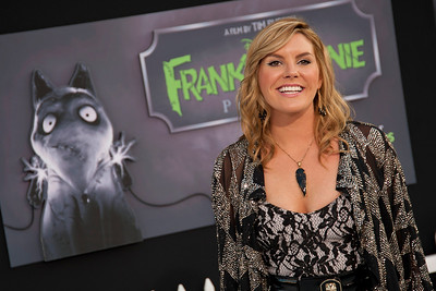 HOLLYWOOD, CA: Musician Grace Potter arrives at the Premiere Of Disney's 'Frankenweenie' at the El Capitan Theatre on Monday, September 24, 2012 in Hollywood, California. (Photo by Tom Sorensen/Moovieboy Pictures)