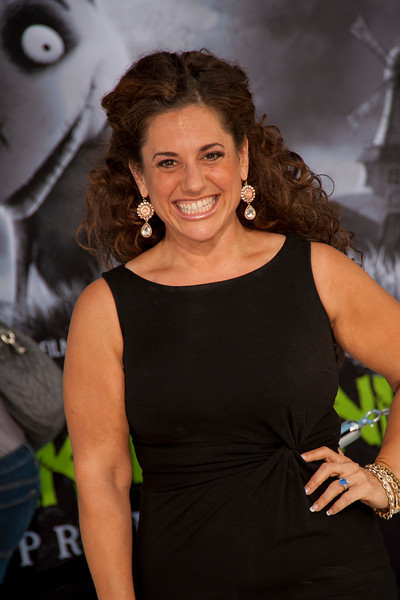 HOLLYWOOD, CA: Actress Marissa Jaret Winokur arrives at the Premiere Of Disney's 'Frankenweenie' at the El Capitan Theatre on Monday, September 24, 2012 in Hollywood, California. (Photo by Tom Sorensen/Moovieboy Pictures)