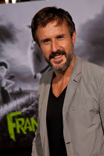 HOLLYWOOD, CA: Actor David Arquette arrives at the Premiere Of Disney's 'Frankenweenie' at the El Capitan Theatre on Monday, September 24, 2012 in Hollywood, California. (Photo by Tom Sorensen/Moovieboy Pictures)