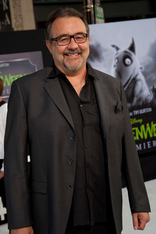HOLLYWOOD, CA: Executive producer Don Hahn attends the Premiere Of Disney's 'Frankenweenie' at the El Capitan Theatre on Monday, September 24, 2012 in Hollywood, California. (Photo by Tom Sorensen/Moovieboy Pictures)