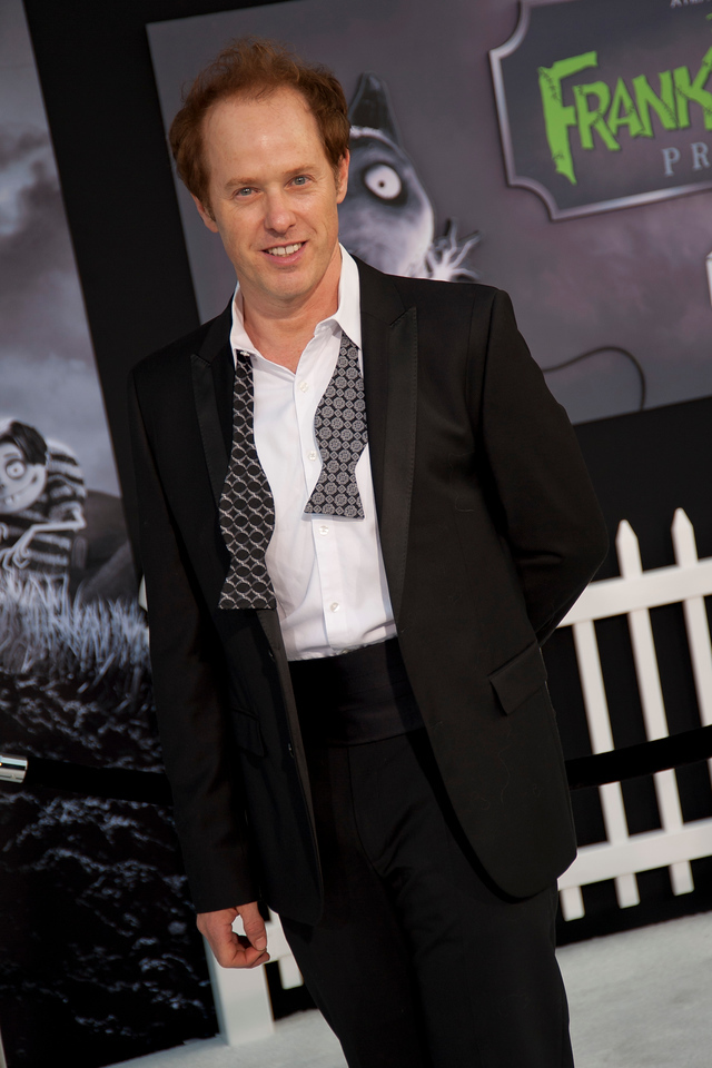 HOLLYWOOD, CA: Actor Raphael Sbarge arrives at the Premiere Of Disney's 'Frankenweenie' at the El Capitan Theatre on Monday, September 24, 2012 in Hollywood, California. (Photo by Tom Sorensen/Moovieboy Pictures)