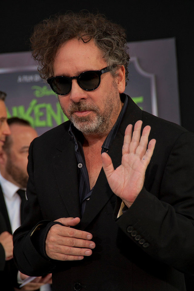 HOLLYWOOD, CA: Director/producer Tim Burton attends the Premiere Of Disney's 'Frankenweenie' at the El Capitan Theatre on Monday, September 24, 2012 in Hollywood, California. (Photo by Tom Sorensen/Moovieboy Pictures)
