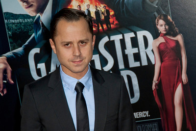 HOLLYWOOD, CA - JANUARY 07: Actor Giovanni Ribisi arrives at Warner Bros. Pictures' 'Gangster Squad' premiere at Grauman's Chinese Theatre on Monday, January 7, 2013 in Hollywood, California. (Photo by Tom Sorensen/Moovieboy Pictures)