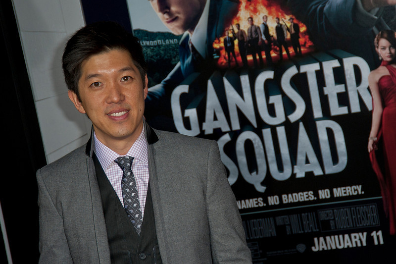 HOLLYWOOD, CA - JANUARY 07: Producer Dan Lin arrives at Warner Bros. Pictures' 'Gangster Squad' premiere at Grauman's Chinese Theatre on Monday, January 7, 2013 in Hollywood, California. (Photo by Tom Sorensen/Moovieboy Pictures)