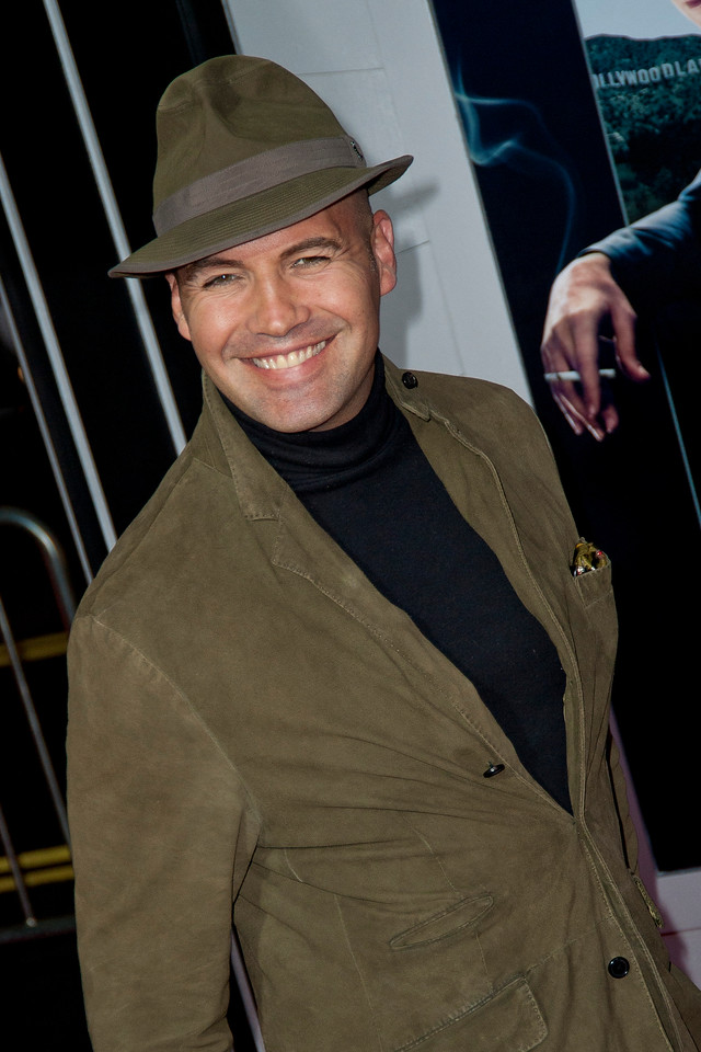 HOLLYWOOD, CA - JANUARY 07: Actor Billy Zane arrives at Warner Bros. Pictures' 'Gangster Squad' premiere at Grauman's Chinese Theatre on Monday, January 7, 2013 in Hollywood, California. (Photo by Tom Sorensen/Moovieboy Pictures)