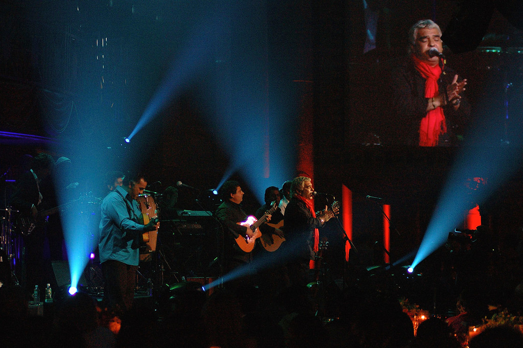 The 2005 Wall Street Concert Series Benefiting Wall Street Rising Sponsored by de Grisogono and Performance By the Gipsy Kings on April 26, 2005