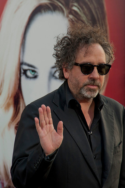HOLLYWOOD, CA - MAY 07: Director Tim Burton arrives at the Los Angeles premiere of 'Dark Shadows' held at Grauman's Chinese Theatre on May 7, 2012 in Hollywood, California. (Photo by Tom Sorensen/Moovieboy Pictures)