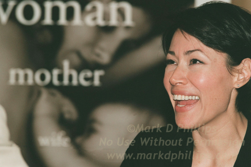 Ann Curry of NBC News
