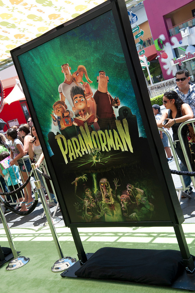 UNIVERSAL CITY, CA - AUGUST 05: General atmosphere at the premiere of Focus Features' 'ParaNorman' at Universal CityWalk on Sunday, August 5, 2012 in Universal City, California. (Photo by Tom Sorensen/Moovieboy Pictures)