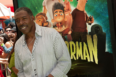 UNIVERSAL CITY, CA - AUGUST 05: Actor Ernie Hudson arrives to the premiere of Focus Features' 'ParaNorman' at Universal CityWalk on Sunday, August 5, 2012 in Universal City, California. (Photo by Tom Sorensen/Moovieboy Pictures)