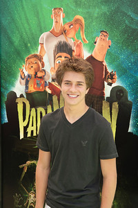 UNIVERSAL CITY, CA - AUGUST 05: Actor Billy Unger arrives to the premiere of Focus Features' 'ParaNorman' at Universal CityWalk on Sunday, August 5, 2012 in Universal City, California. (Photo by Tom Sorensen/Moovieboy Pictures)
