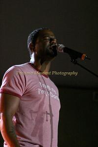 Brian McKnight live at SunFest