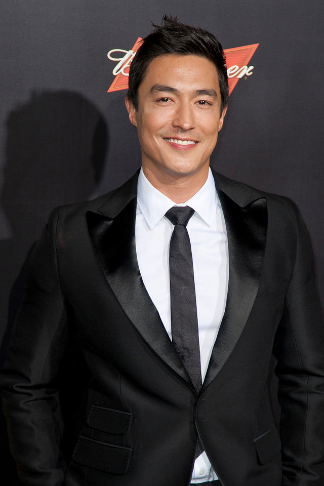 HOLLYWOOD, CA - JANUARY 14: Actor Daniel Henney arrives at the premiere of Lionsgate Films' 'The Last Stand' at Grauman's Chinese Theatre on Monday, January 14, 2013 in Hollywood, California. (Photo by Tom Sorensen/Moovieboy Pictures)