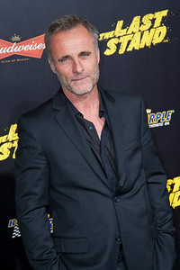 HOLLYWOOD, CA - JANUARY 14: Actor Timothy V. Murphy arrives at the premiere of Lionsgate Films' 'The Last Stand' at Grauman's Chinese Theatre on Monday, January 14, 2013 in Hollywood, California. (Photo by Tom Sorensen/Moovieboy Pictures)