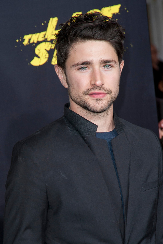 HOLLYWOOD, CA - JANUARY 14: Matt Dallas arrives at the premiere of Lionsgate Films' 'The Last Stand' at Grauman's Chinese Theatre on Monday, January 14, 2013 in Hollywood, California. (Photo by Tom Sorensen/Moovieboy Pictures)