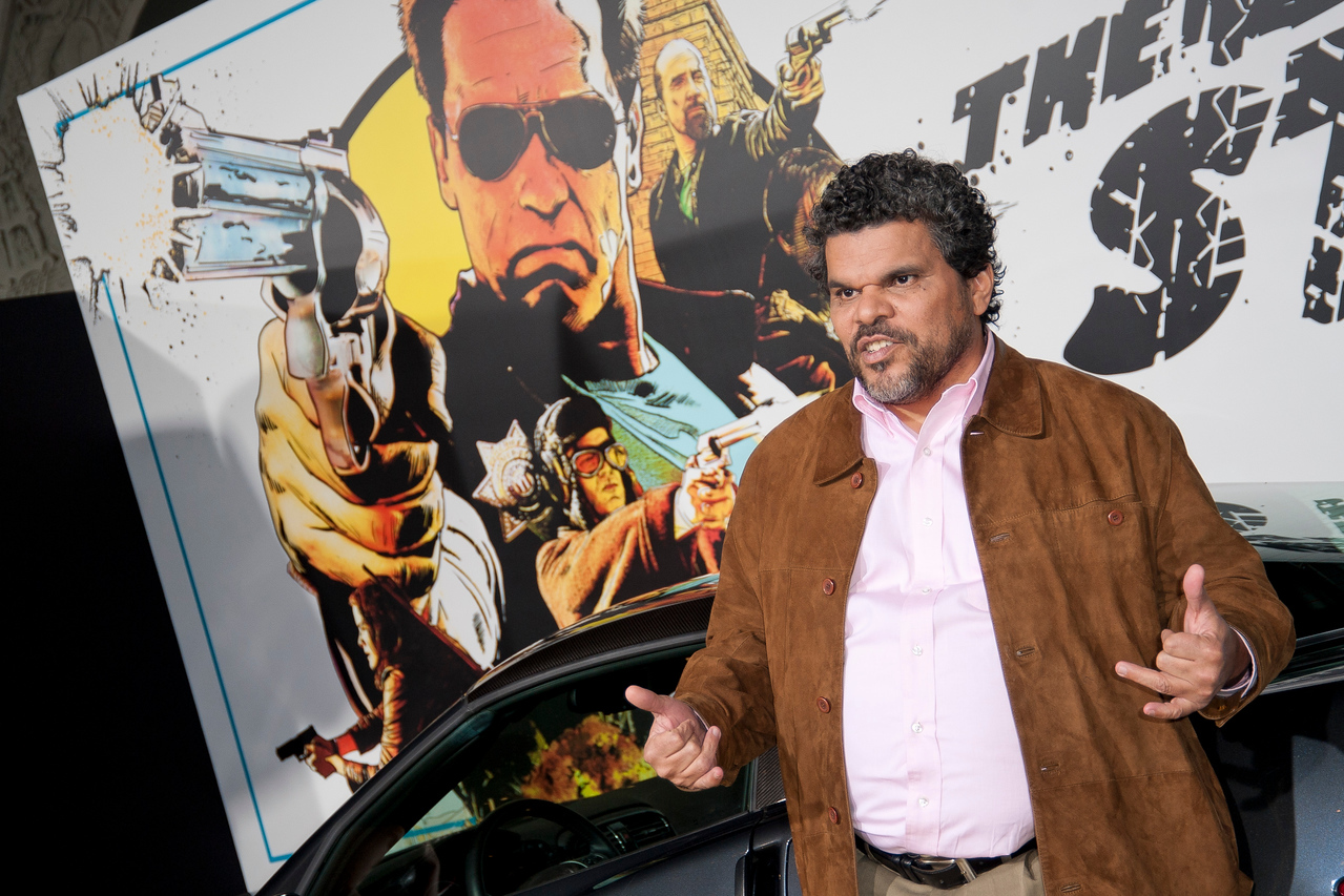 HOLLYWOOD, CA - JANUARY 14: Actor Luis Guzman arrives at the premiere of Lionsgate Films' 'The Last Stand' at Grauman's Chinese Theatre on Monday, January 14, 2013 in Hollywood, California. (Photo by Tom Sorensen/Moovieboy Pictures)