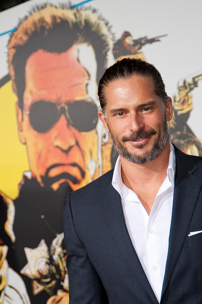 HOLLYWOOD, CA - JANUARY 14: Actor Joe Manganiello arrives at the premiere of Lionsgate Films' 'The Last Stand' at Grauman's Chinese Theatre on Monday, January 14, 2013 in Hollywood, California. (Photo by Tom Sorensen/Moovieboy Pictures)