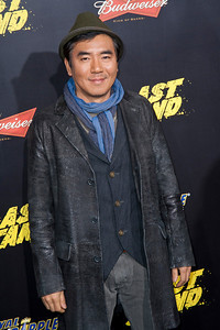 HOLLYWOOD, CA - JANUARY 14: Director Jee-woon Kim arrives at the premiere of Lionsgate Films' 'The Last Stand' at Grauman's Chinese Theatre on Monday, January 14, 2013 in Hollywood, California. (Photo by Tom Sorensen/Moovieboy Pictures)