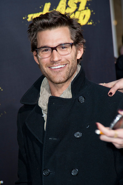 HOLLYWOOD, CA - JANUARY 14: Johnny Whitworth arrives at the premiere of Lionsgate Films' 'The Last Stand' at Grauman's Chinese Theatre on Monday, January 14, 2013 in Hollywood, California. (Photo by Tom Sorensen/Moovieboy Pictures)