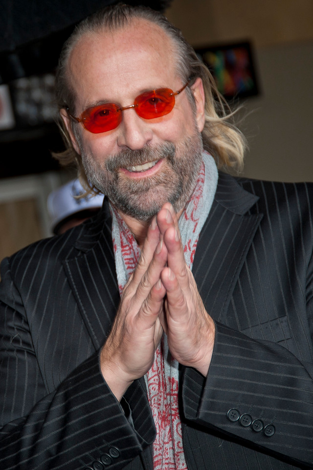 HOLLYWOOD, CA - JANUARY 14: Actor Peter Stormare arrives at the premiere of Lionsgate Films' 'The Last Stand' at Grauman's Chinese Theatre on Monday, January 14, 2013 in Hollywood, California. (Photo by Tom Sorensen/Moovieboy Pictures)