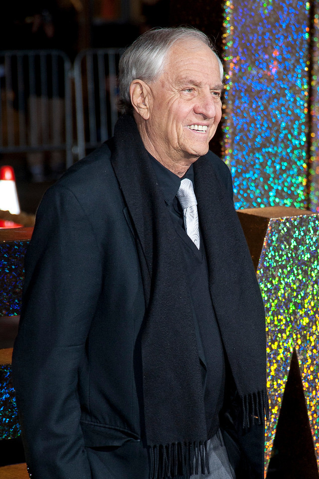 HOLLYWOOD, CA: Director Garry Marshall arrives at the Premiere of Warner Bros. Pictures' 'New Year's Eve' at Grauman's Chinese Theatre. Photo taken on Monday, December 5, 2011 by Tom Sorensen/Moovieboy Pictures.