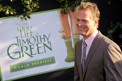 HOLLYWOOD, CA - AUGUST 06: Director Peter Hedges arrives at the 'The Odd Life Of Timothy Green' - Los Angeles Premiere at the El Capitan Theatre on Monday, August 6, 2012 in Hollywood, California. (Photo by Tom Sorensen/Moovieboy Pictures)