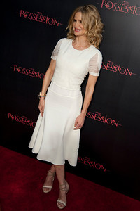 HOLLYWOOD, CA - AUGUST 28: Actress Kyra Sedgwick arrives at the premiere of Lionsgate Films' 'The Possession' at ArcLight Cinemas on Tuesday, August 28, 2012 in Hollywood, California. (Photo by Tom Sorensen/Moovieboy Pictures)